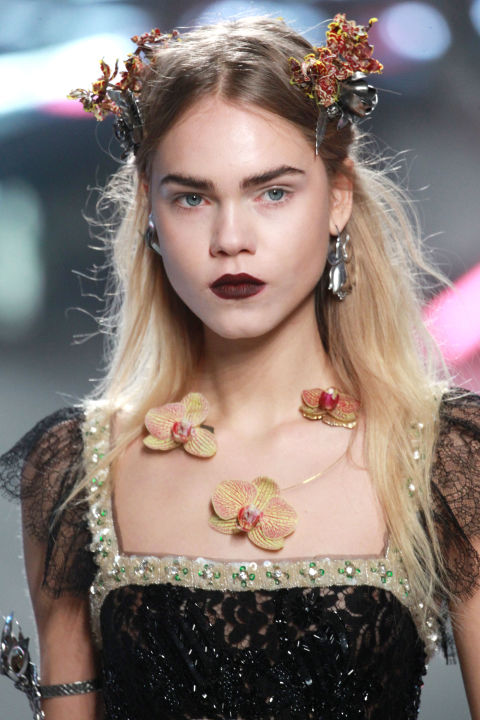 autumn makeup trends