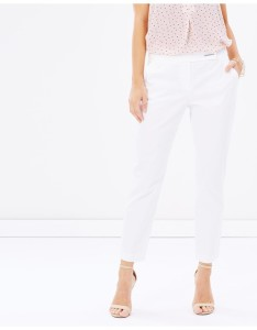 how to white pants