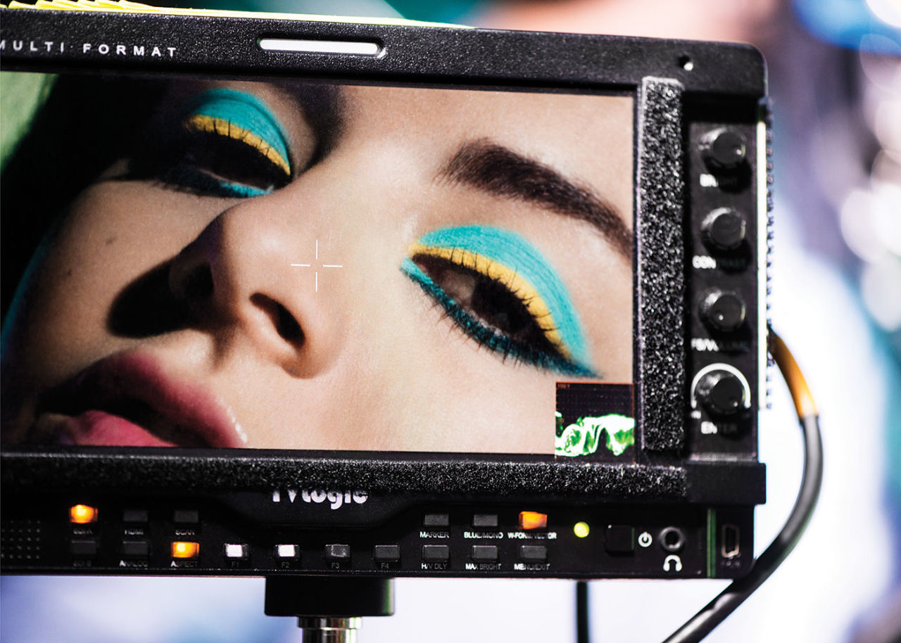 Charli XCX for Make Up For Ever