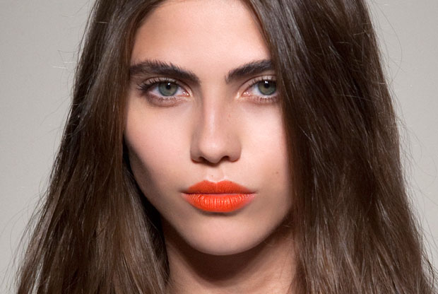 How to pull off bold lipstick