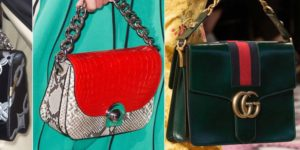 Accessories, Style, Chained Bags