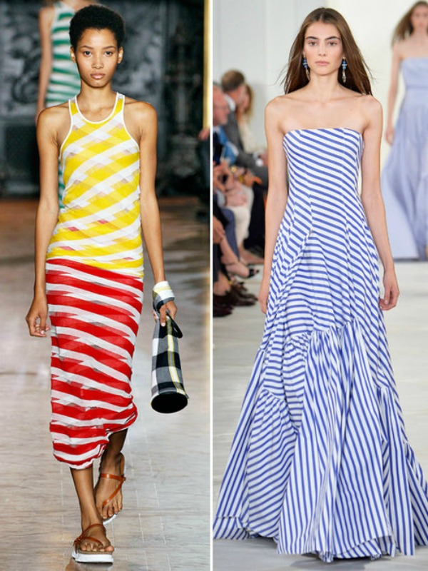 Trend Talk, Spring, Stripes