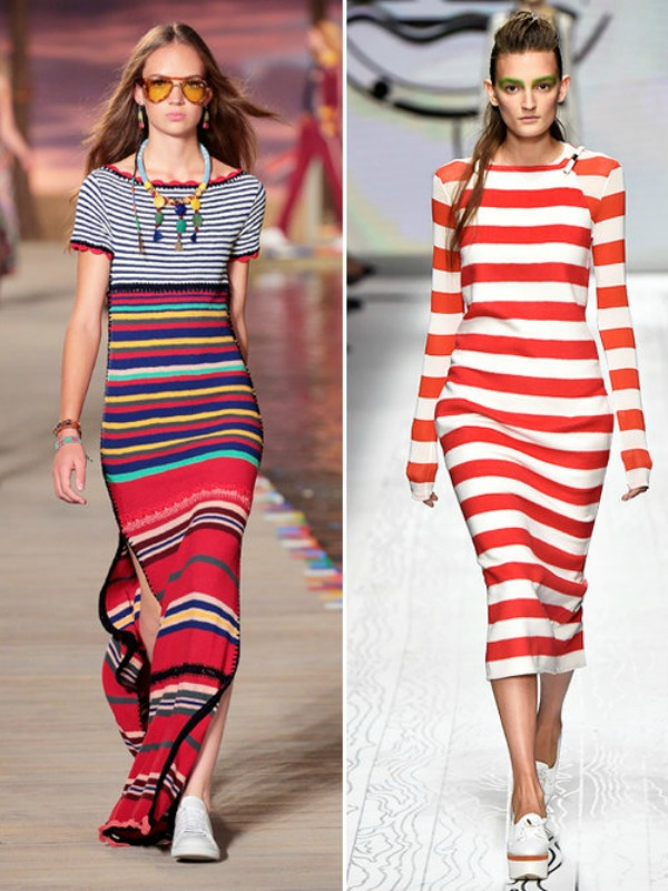 Trend Talk, Stripes, Spring
