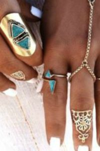 Accessories, Style, Rings