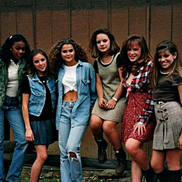Then and Now, Fashion Flashbacks, The 90's