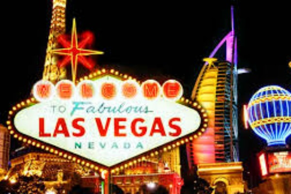 America, Las Vegas, Travel