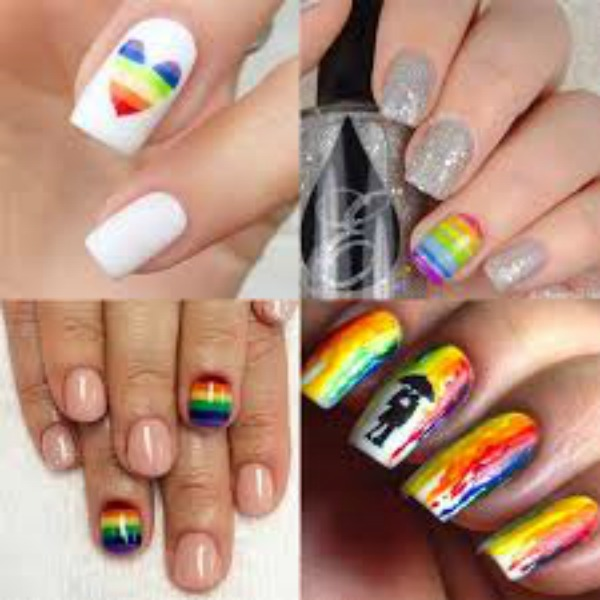 Get the Look, Nail art Designs