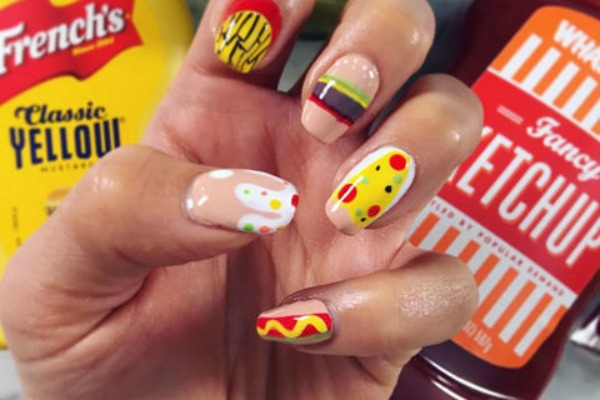 Get the Look: The Best, Nail art Designs, Themed