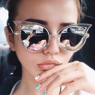 Sunnies, Cat Eye