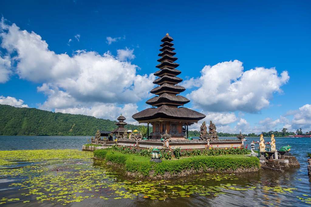 Bali, Sight seeing